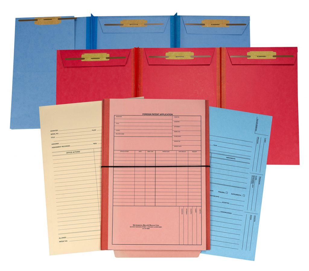 Ip Patent Trademark Folders Star Filing